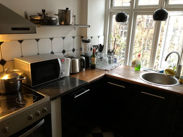 Lovely apartment in Østerbro!