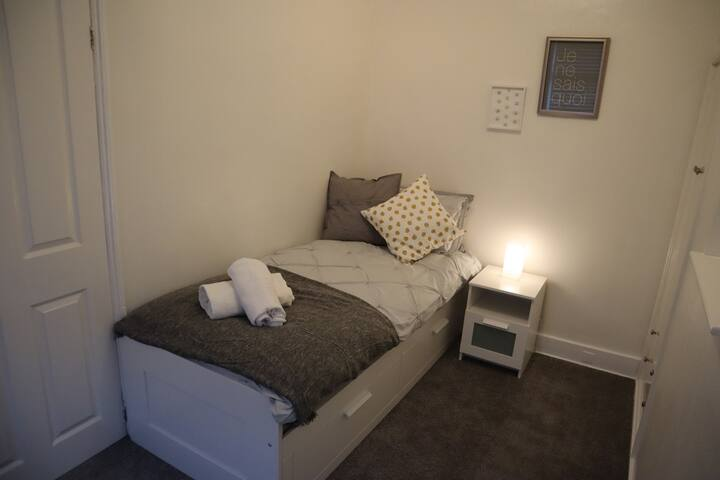 Second bedroom - can be a double bed