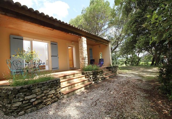 Les Cigales en Drôme Provençale