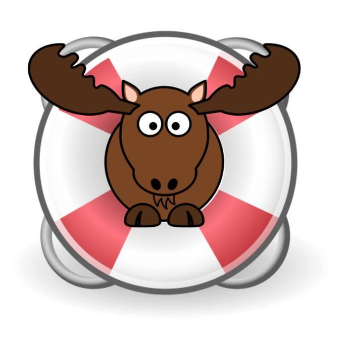 Nauti-Moose