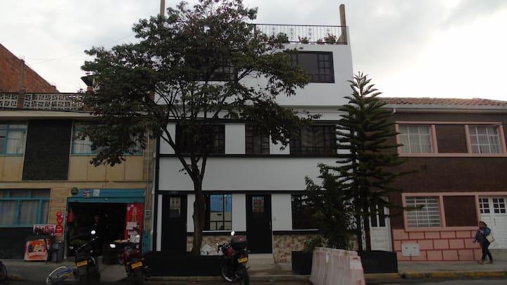 Habitacion para 1 o 2 personas en Bogotá