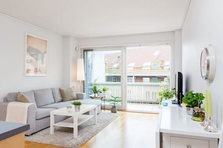Cosy apartment 15 min from downtown Stavanger - Randaberg - 公寓