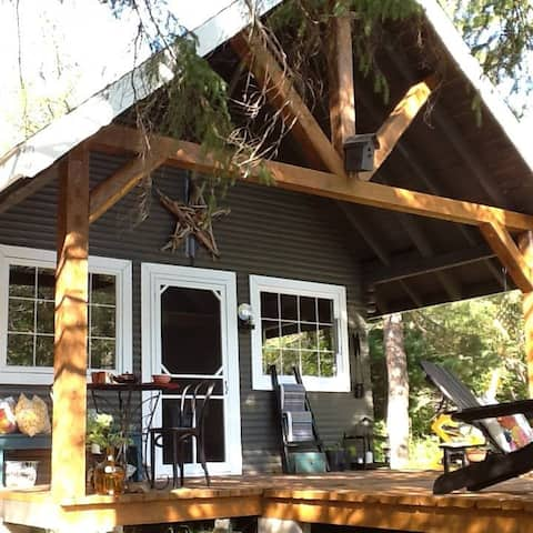 Chalet in the heart of the forest -St-Prime. Lac St-Jean