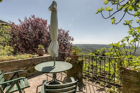 Agriturismo Casa Ercole - Greve in Chianti - อพาร์ทเมนท์