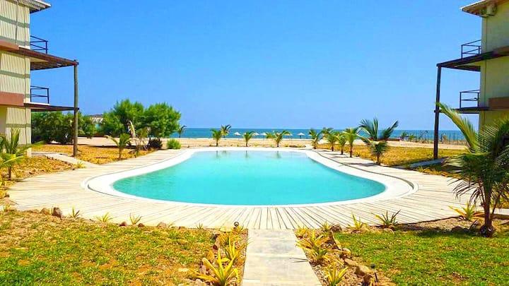 Lindo apartamento en playa Huacura,Zorritos,Tumbes