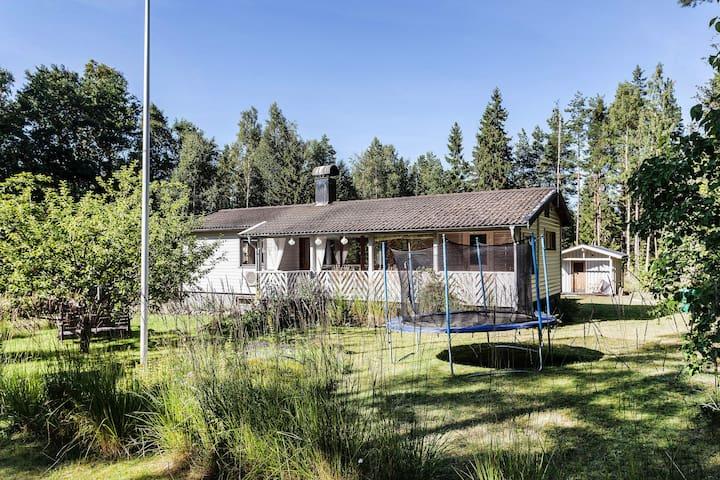 Nice house close to the sea & beach - Älvkarleby N - House
