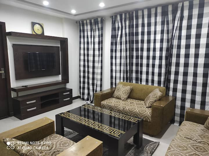 Two Bedrooms Flat for Rent in Bahria Town Lahore