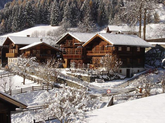 Ferienhäuser Klaunzer - Obermauern - House
