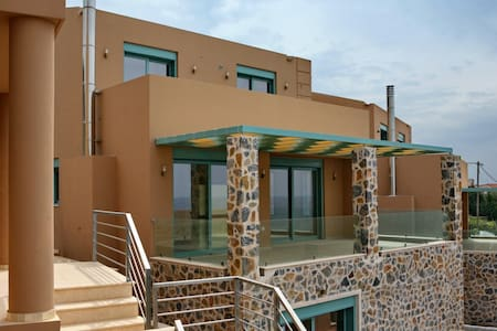 OuzoVillas1 at Ag.Isidoros Plomari,Lesvos-2Bedroom