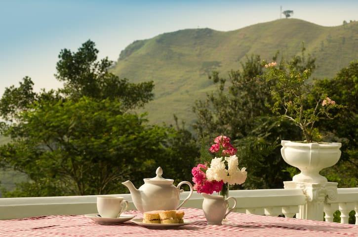 Ashburnham Tea Estate Guesthouse - Kandy - Talo