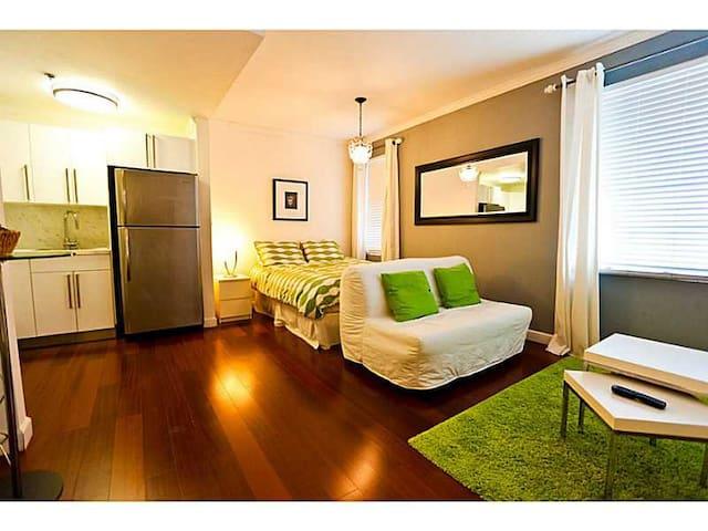 Furnished modern studio Miami Beach - Miami Beach - Apartment