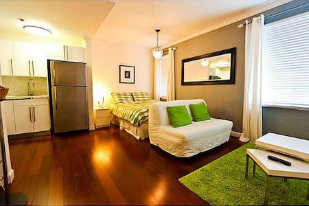 Furnished modern studio Miami Beach - Apartment