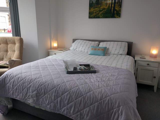 Hinderwell Haven Sleeping 4 with kitchenette.