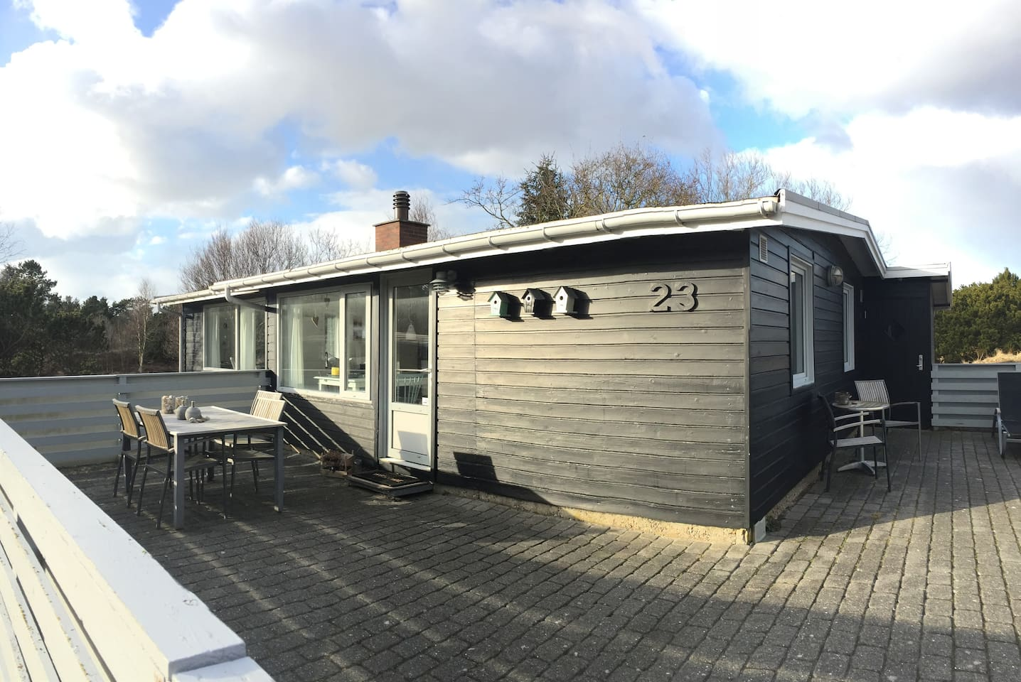Sommerhus på Fanø