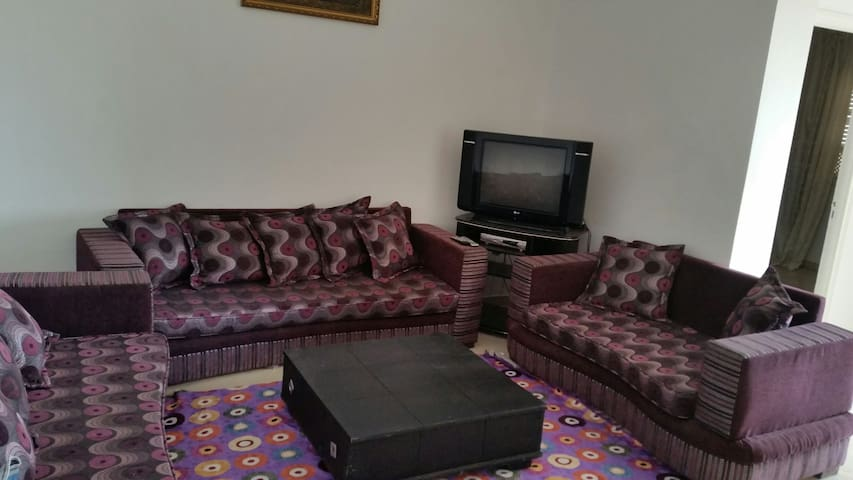 APPARTEMENT  MAGNEFIQUE À MONASTIR - Monastir, TN - Apartament