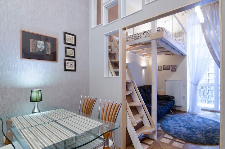 Романтическая квартира, созданная для уюта.