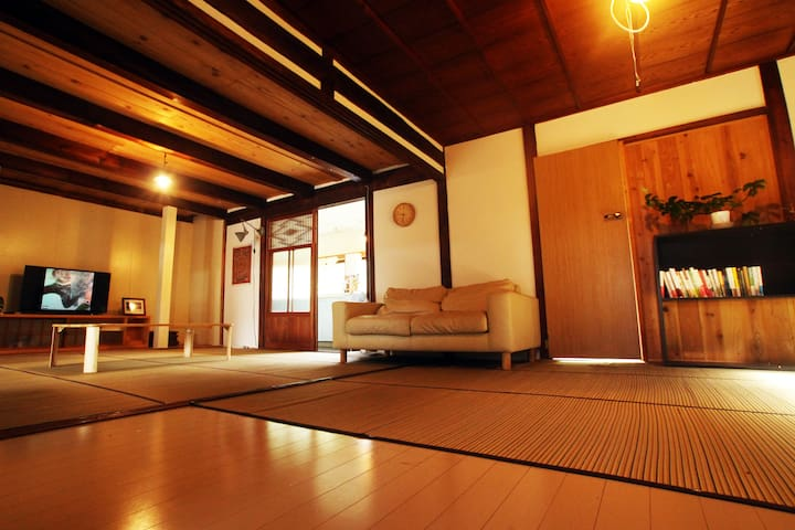 Hazufornia Bay Cottage - 西尾市 - Hus