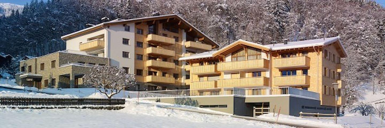 Montafon, der Berg ruft, luxus Ferienwohnung für 8 - Tschagguns - Apartment
