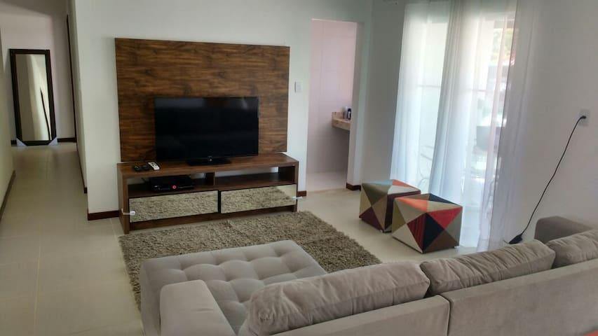 Apartamento 4/4 novo em Gurajuba - Abrantes - Pis