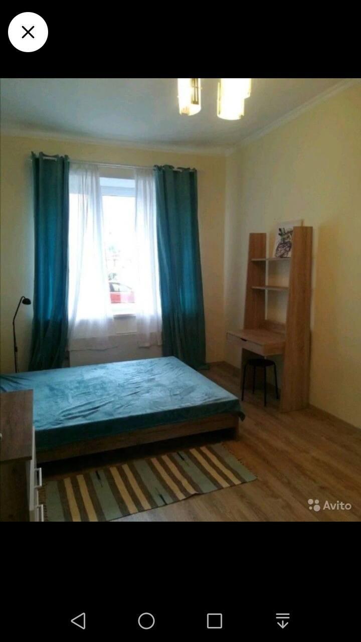 Уютная просторная квартира в стиле Лофт
