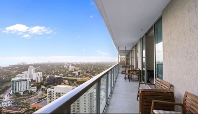Amazing Views, Great Location in Brickell, Miami!