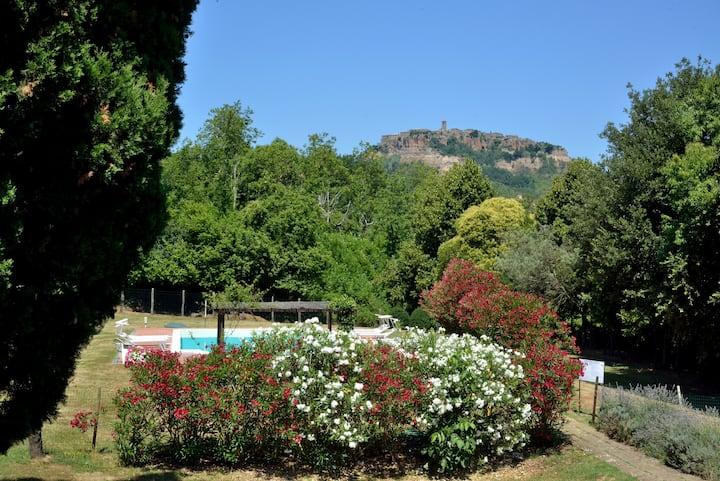 Casale Civita relax nella natura!