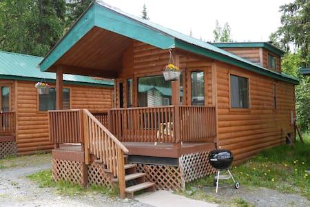 Gwin's Lodge Spruce Cabin #6