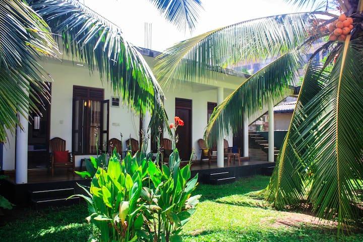 Hasharanga's Villa
