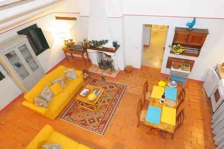 VIGNA SANT AMICO COUNTRY HOUSE - Morro D'alba