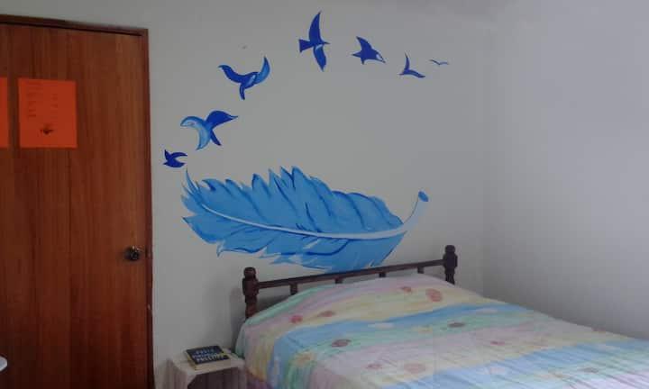 Habitación cómoda con María Cielo, Cuetzalan