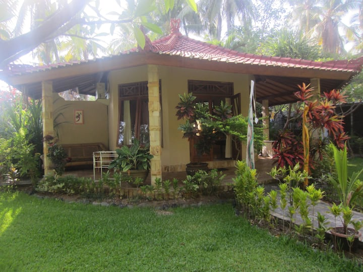 Villa Selina Large Beach/sleeps 4 bungalow