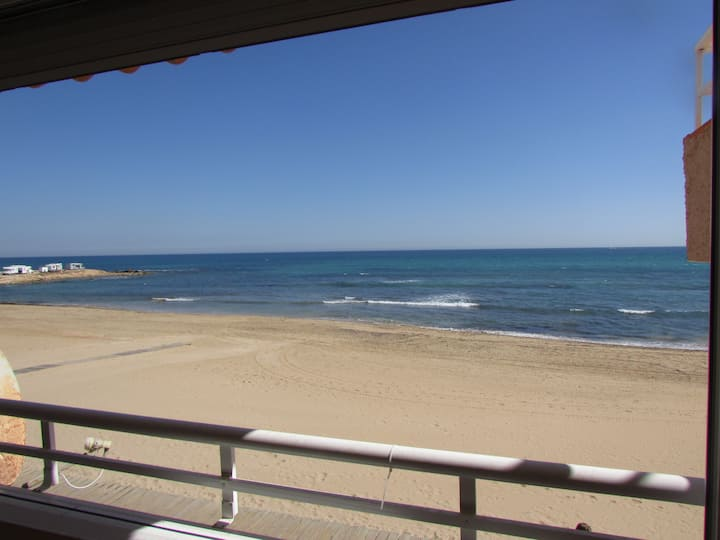 La Mata Beach Apartment with stunning views!