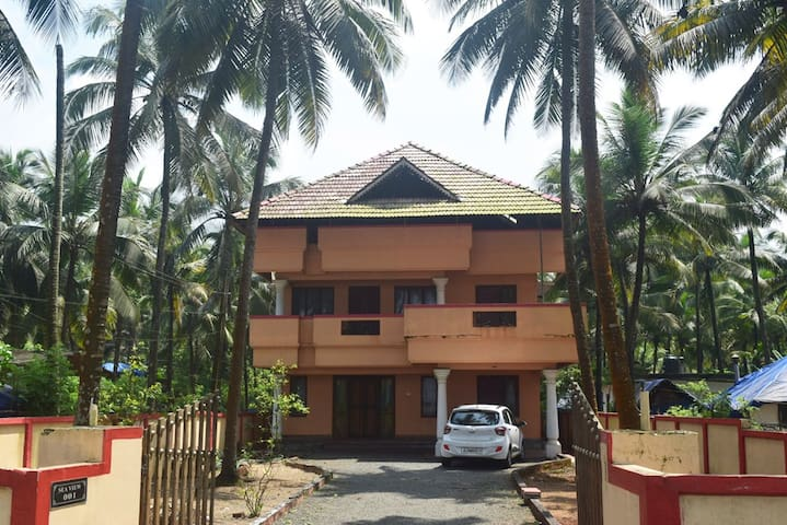 Sea View Beach Resort -Near Thrissur city
