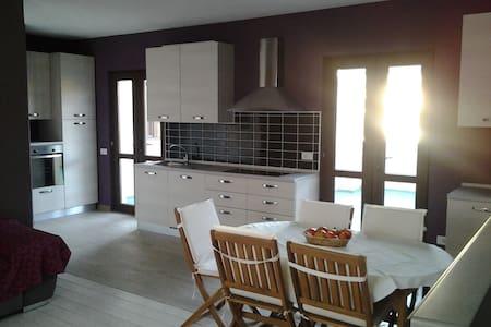 2-room terraced apartment in Villasimius