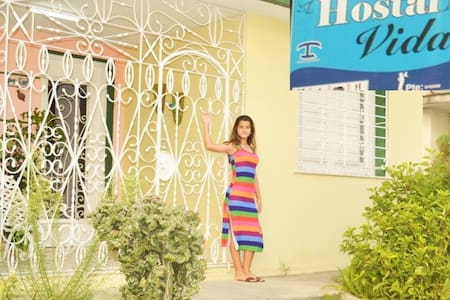 "Hostel Vida - ""Your Cuban home away from home!"""