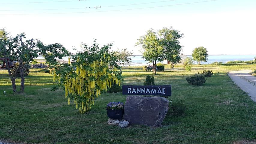 Cozy Seaside Rannamäe Apartments: Dog- Rose