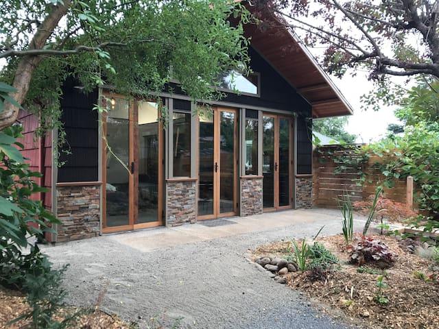 Contemporary Garden Retreat