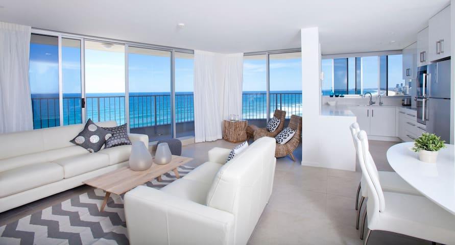 Absolute Beach - Ideal for the Commonwealth Games - Main Beach - Apartamento