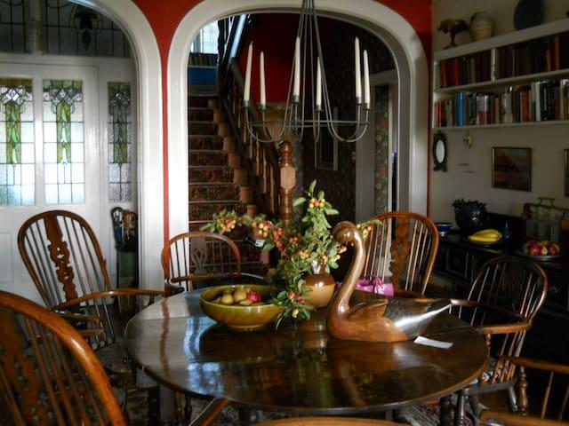 Hall dining-room