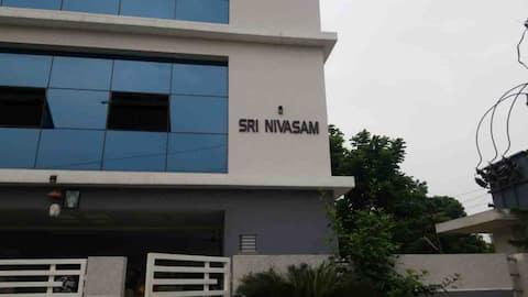 Sri Nivasam - Service Apt ( 1 Room ) - 9440154256