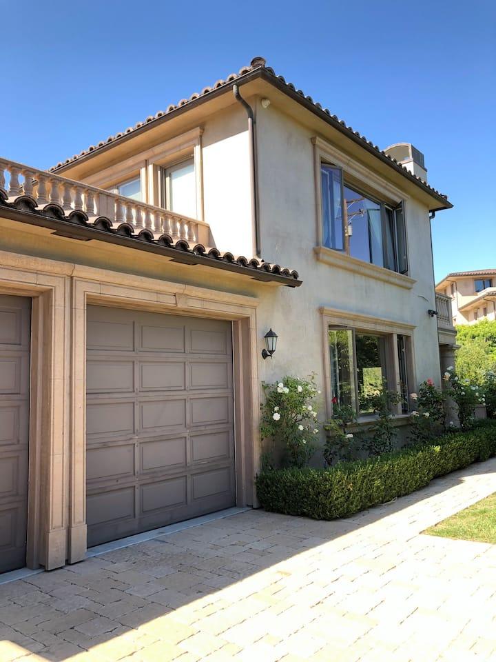 ItalianVilla type Guest House Suite Western Malibu