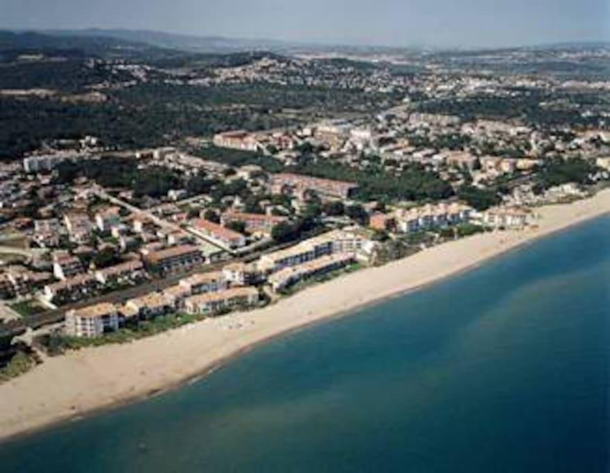 Playa de Roda de Barà