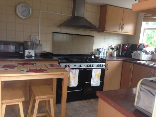 Single professional Room with Comfy bed- Gosforth