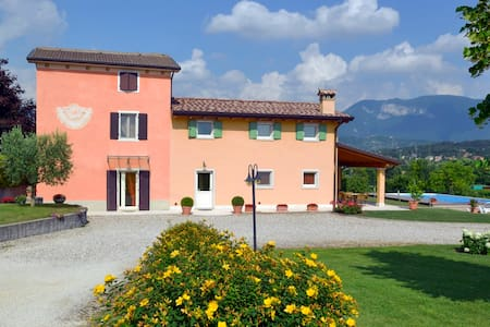 B&B CA' MAROGNOLE - Caprino Veronese - Bed & Breakfast