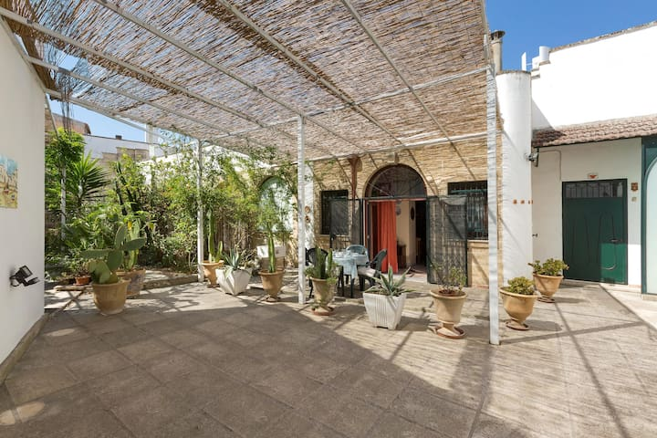 732 Center House near Gallipoli - Ugento