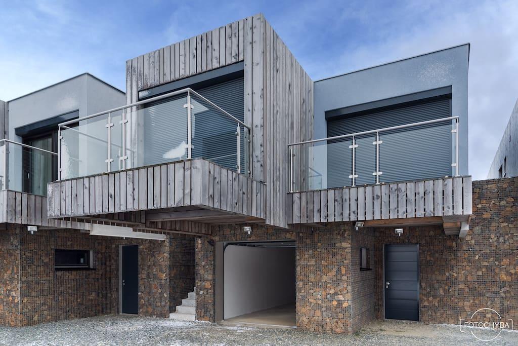 Horský domek 4+1 s vlastní garáží / Mountain house 4+1 with garage