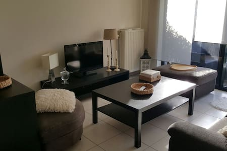 RDCH JARDIN SUD - CENTRE WATERLOO - Waterloo - Apartamento
