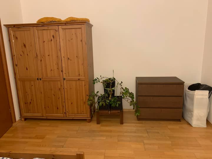 room in a 100 sm apartment for rent,nearby centre