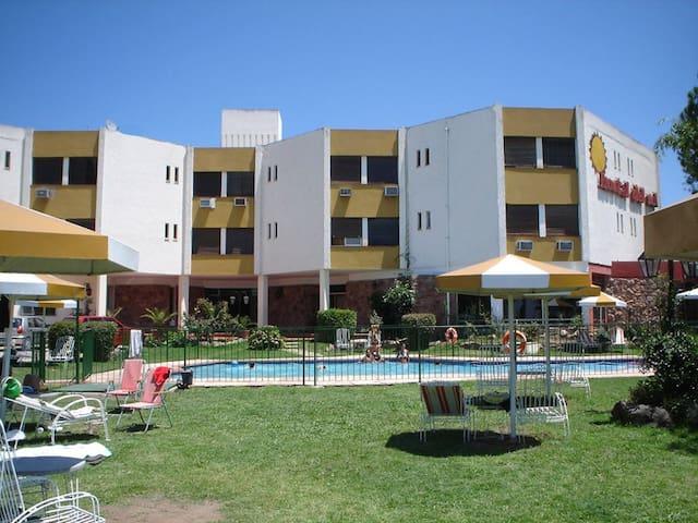 Departamento en Carlos Paz  con pileta - Villa Carlos Paz - Flat