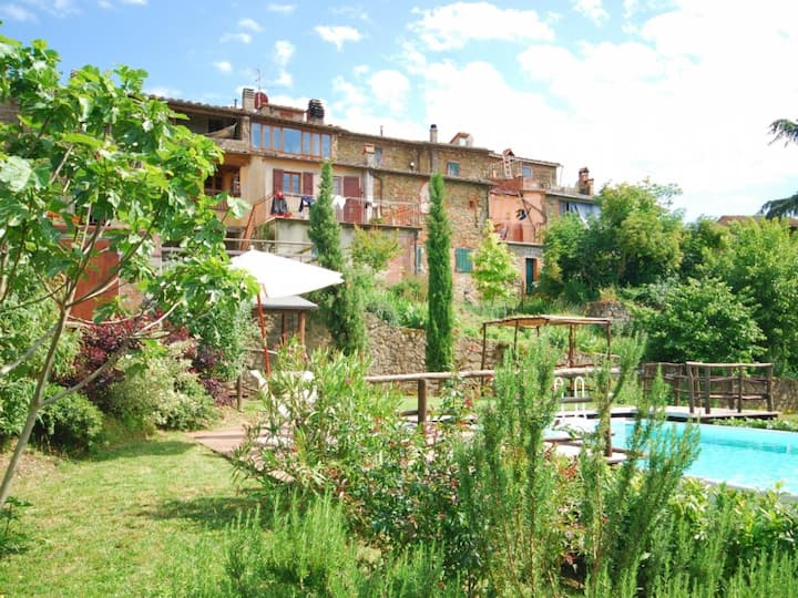 Holiday house in Bucine ID 3467